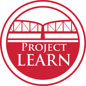 Project LEARN Logo Red